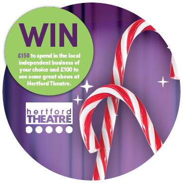 Don't miss our exciting festive draw!